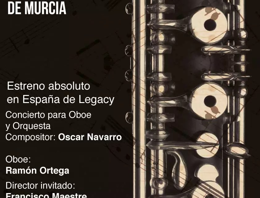 31 okt. Symphony Orchestra of Murcia