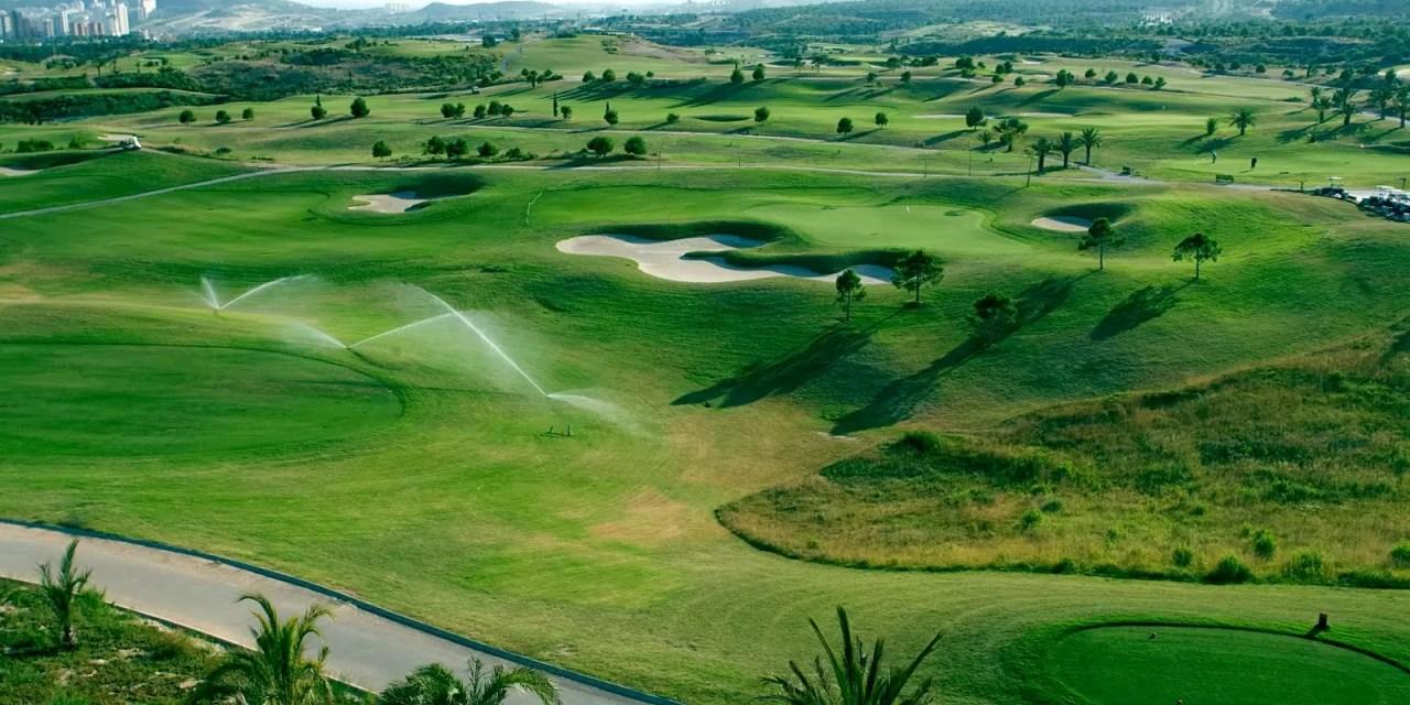Benidorm de Poniente golf
