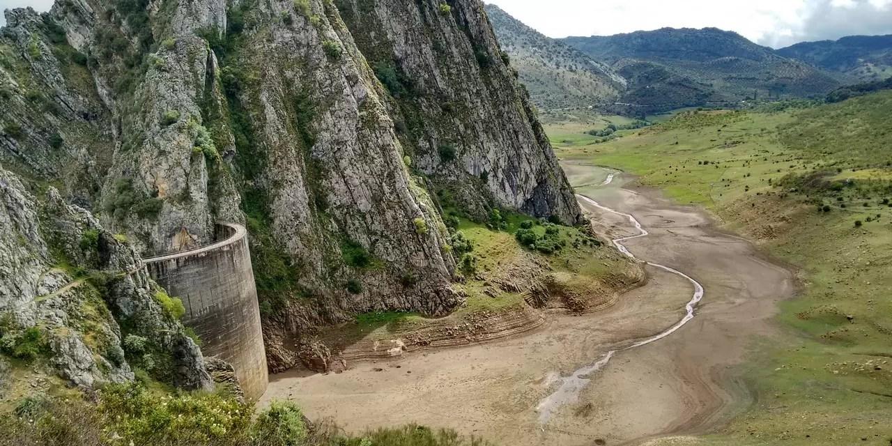 Embalses en stuwdammen