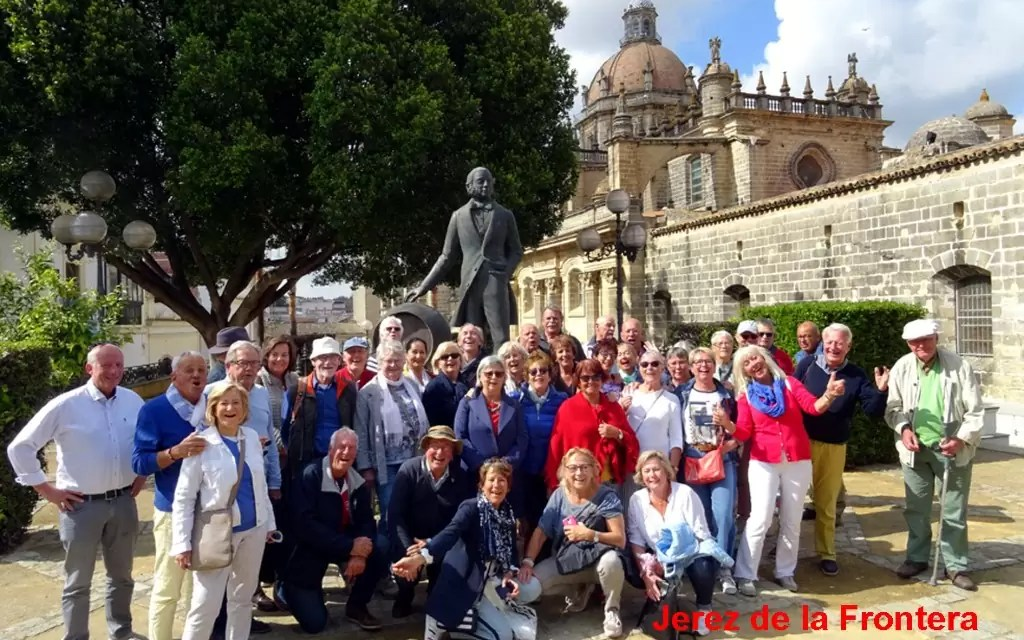 Verslag reis naar Andalusië 2019
