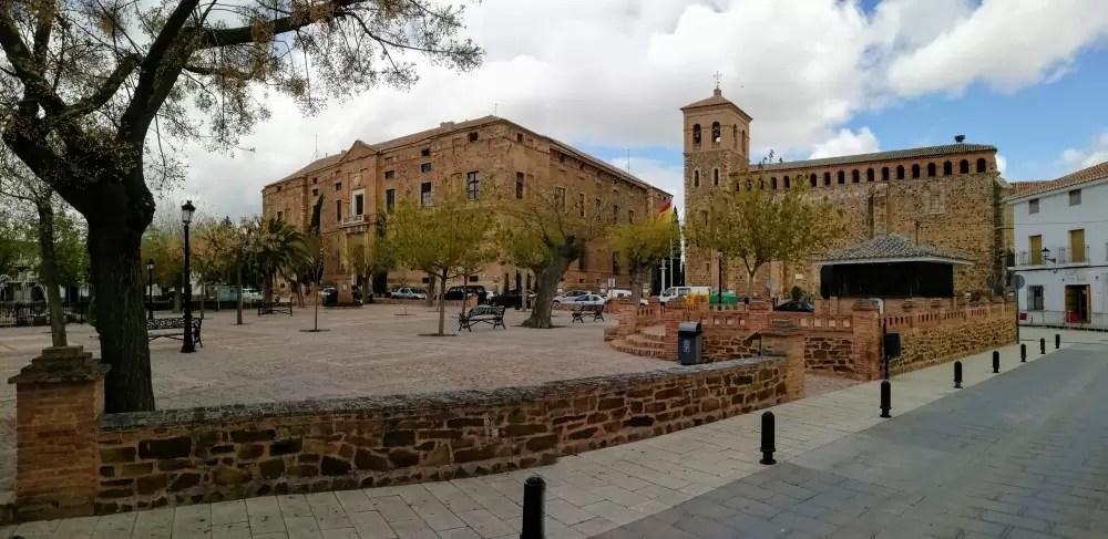 Almagro en omgeving I:  Viso del Marqués