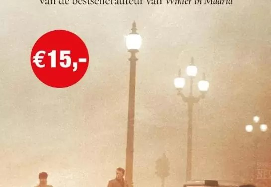 C.J. Sansom – Mist over Londen