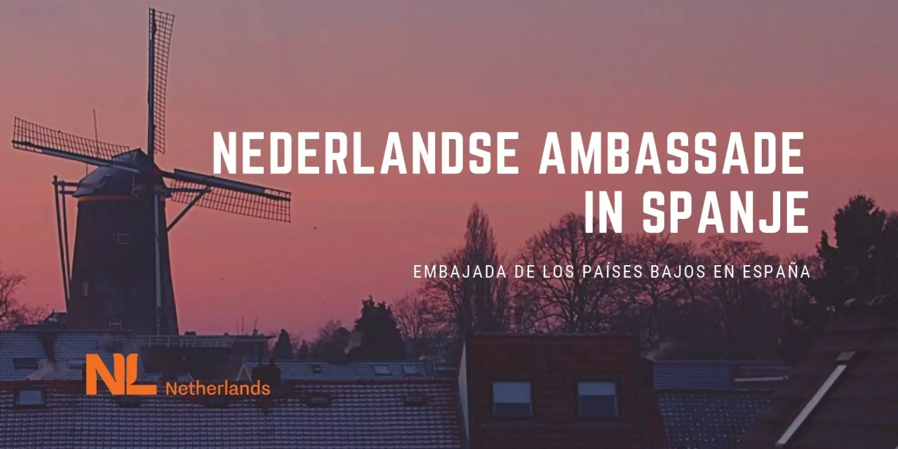 Contact met de ambassadeur van Nederland in Madrid