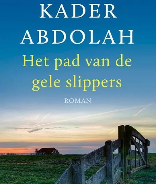Kader Abdolah – Het pad van de gele slippers