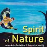 """Uitnodiging voor Kunst tentoonstelling""""Spirit of Nature"""" 4 juli tot 6 augustus 2021"""