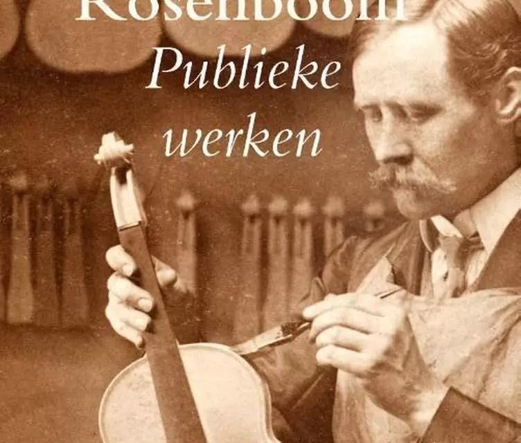 Thomas Rosenboom – Publieke werken