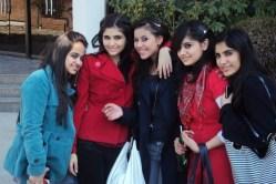 school trips with my friends