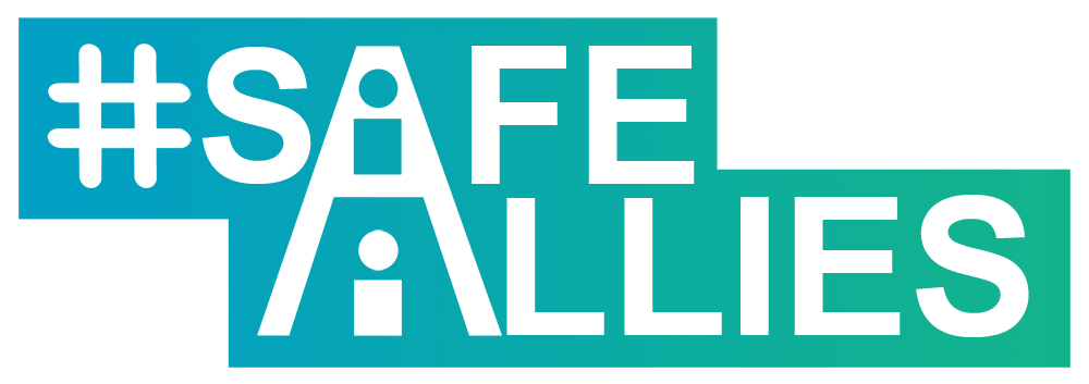 #SafeAllies Logo