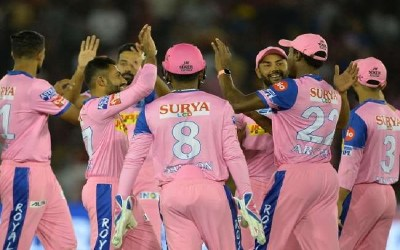 Rajasthan Royals vs King XI Punjab