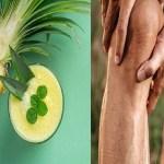 Pineapple Juice For Arthritis