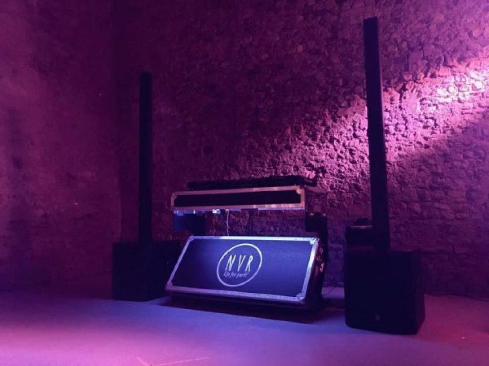 Noleggio Impianti audio
