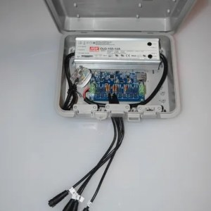 Minleon 4-port Network Data Box