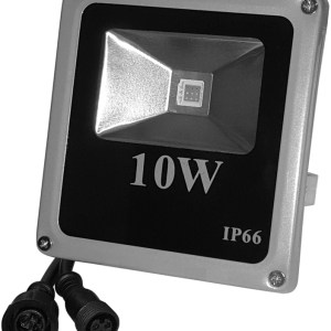 RGB flood light 10W 12v ws2811