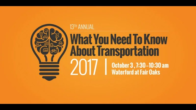 Featured Image for Registration Now Open! 13th Annual What You Need to Know About Transportation Program and Breakfast
