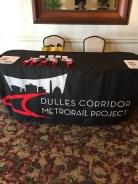 Dulles Corridor Metrorail Table - AS