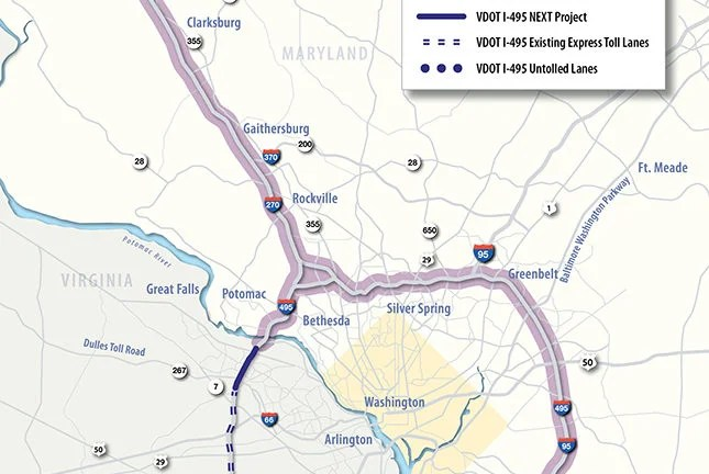 Featured Image for Alliance Urges Maryland Transportation Authority to move forward quickly with P3 Project