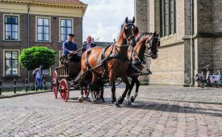 Historische optocht Kampen