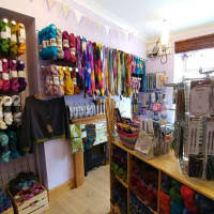 Neath Valley Wools knitting wool shop Glynneath