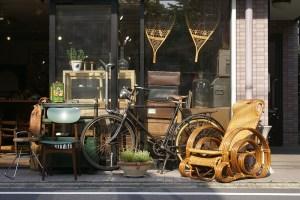アンティーク 自転車 ドイツ製 ポストマン