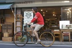 ドイツ製 アンティーク 自転車