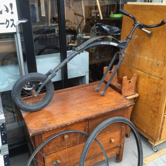 アンティーク,ペニーファージング,ダルマ自転車,アンティーク買取,アンティーク売りたい