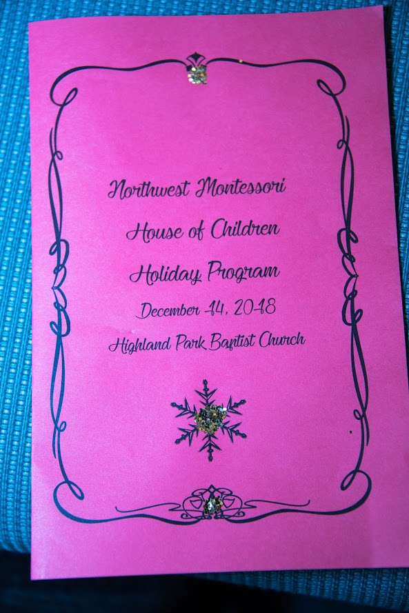 Northwest Montessori House of Children