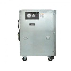 PAS 5000 air scrubber featuring 4000 cfm airflow