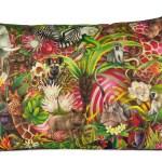 African Jungle: Full Design Pillow Cover