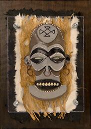 Clay Mask with Luminating teeth