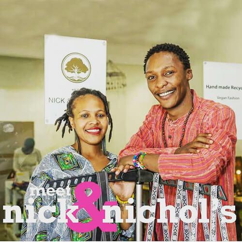Nick & Nichols on Nwabisa African Art Gallery