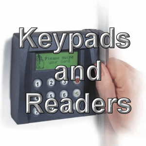 keypads and readers installation and maintenance