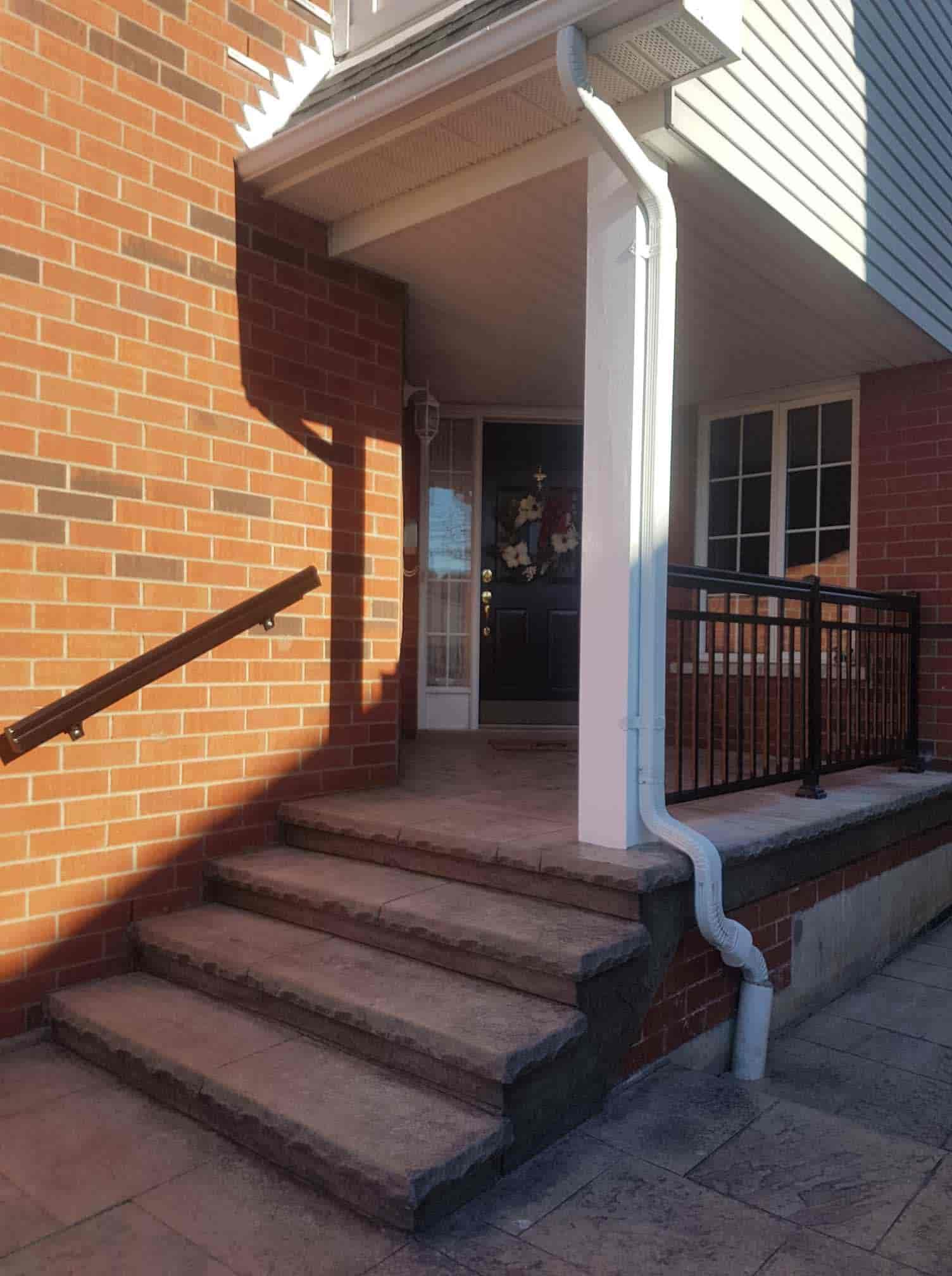 Porch Railing Panels