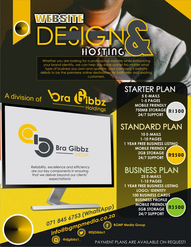 Affordable Website Design & Hosting
