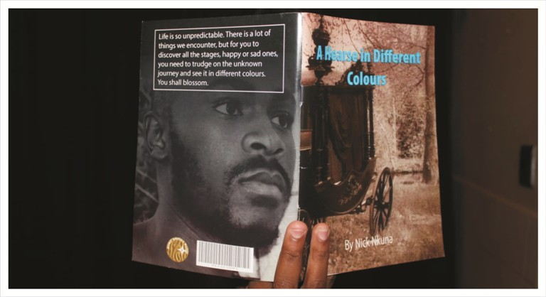 """Nick Nkuna's book, """"A Hearse In Different Colours!"""" nominated for the 2nd Annual African Print Authors & Poetry Awards 2019 1"""