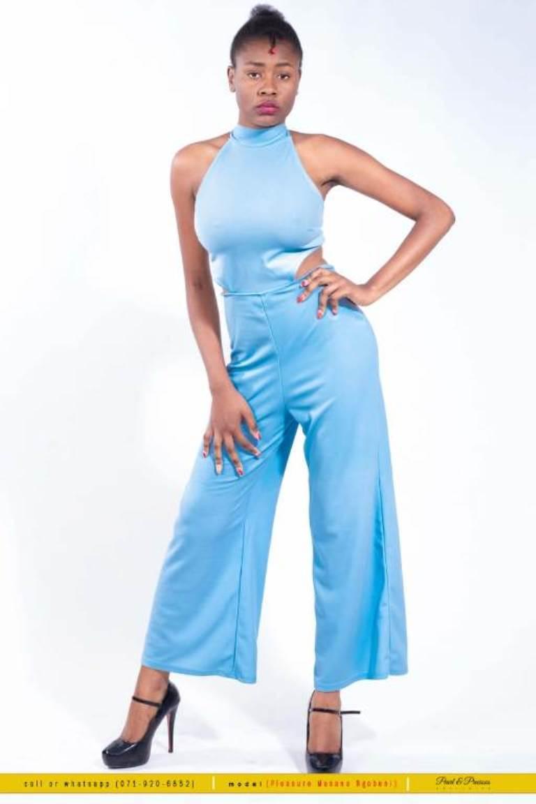 Pleasure Masana Ngobeni, Miss Personality of Greater Tzaneen Municipality 2