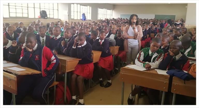 Joppie Village born Nyeleti Mabunda making it big in the Eastern Cape 3