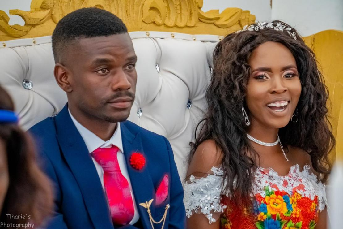 Beautiful Moments of 2020 with Mr and Mrs Mzondi from Runnymede Village