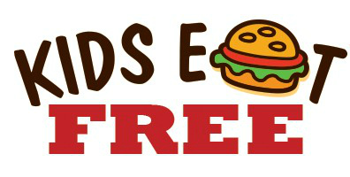 Image result for KIDS EAT FREE OR CHEAP