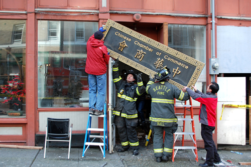 Cause of Chinatown fire remains undetermined — building's