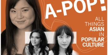 A-POP! So over you, Academy Awards. (And Asian American newcomers on the big and small screens!)