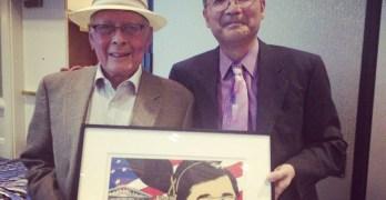 Tim Otani honored