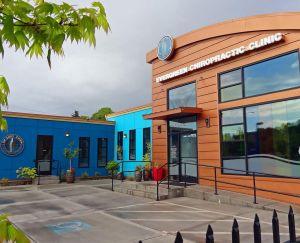 Evergreen Chiropractic Clinic. Photo from Rainier Valley Community Development Fund
