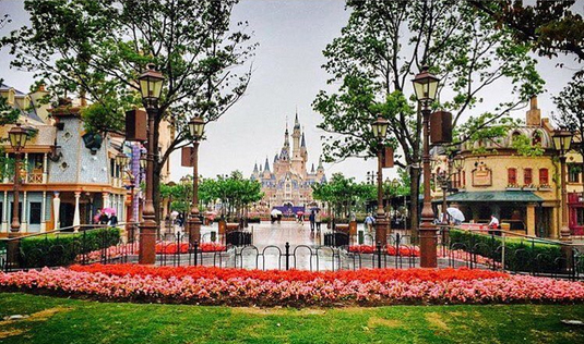 WORLD Shanghai Disney