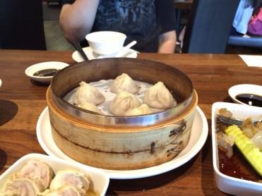 Steamed dumplings (Photo by George Liu/NWAW)