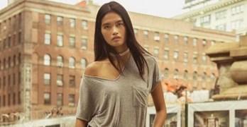 Victoria's Secret's first Filipina model