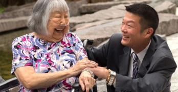 Thinking big for Asian senior care