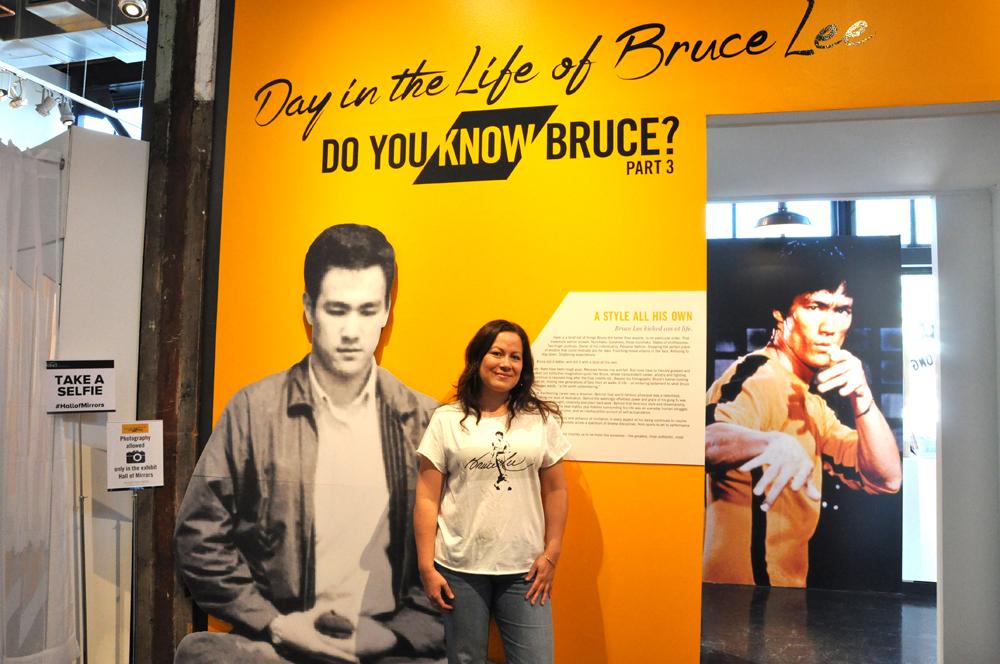 A&E Bruce Lee museum
