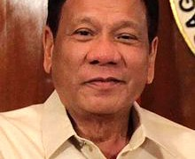Philippine president apologizes to Jews for Hitler remark