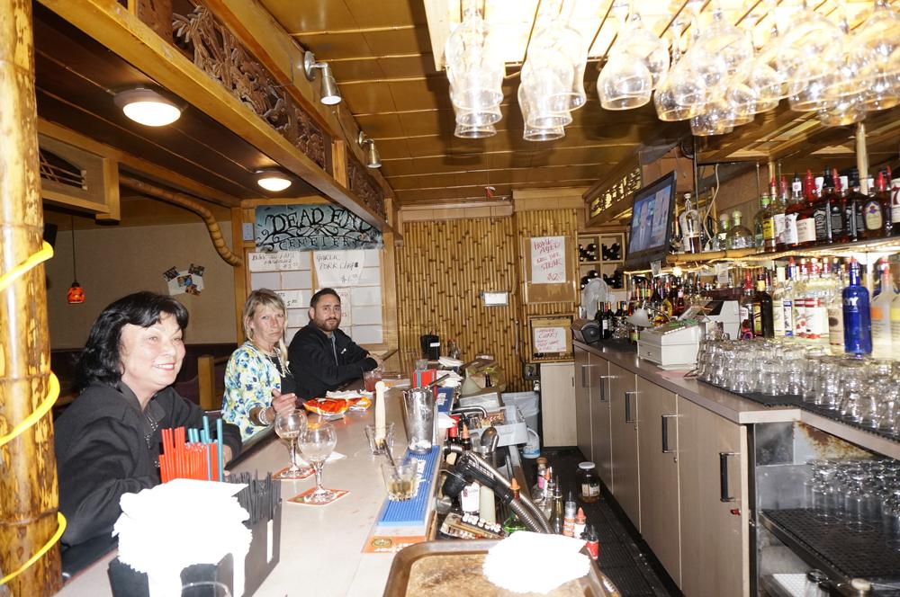 Bush Garden's bar (Photo by George Liu/NWAW)