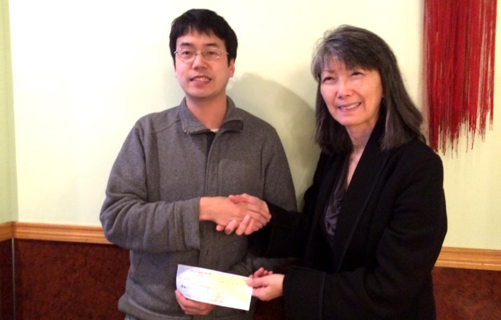 John Liu and Rep. Sharon Tomiko Santos. (Photo by Assunta Ng/NWAW)